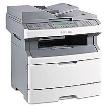 New Lexmark X264dn Multifunction Laser Printer