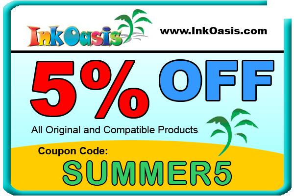 5% off Coupon: Summer5