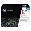 Genuine HP 643A Q5953A Magenta Toner Cartridge
