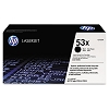 Genuine HP 53X Q7553X High Yield Toner Cartridge
