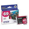 Original Epson T069320 Magenta Ink Cartridge