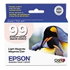 Original Epson 99 T099620 Standard Capacity Light Magenta Ink Cartridge