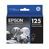 Original Epson T125120 Black Ink Cartridge