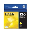 Original Epson T126420 High Yield Yellow Ink Cartridge
