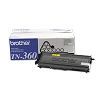 Original Brother TN-360 High Yield Black Toner Cartridge