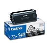 Original Brother TN-540 Black Toner Cartridge