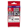 Brother TZES211 1/4 in. Extra Strength Super Adhesive Black on White Industrial Tape