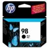 Genuine HP 98 C9364WN Black Ink Cartridge