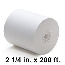 2-1/4 inch x 200 ft Thermal 50 Rolls