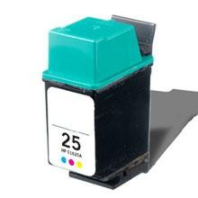 Remanufactured HP 25 51625A Color Ink Cartridge
