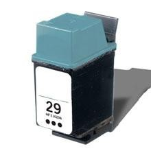 Remanufactured HP 29 51629A Black Ink Cartridge