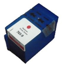 Compatible Pitney Bowes 765-9 Fluorescent Red Ink Cartridge