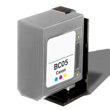 Remanufactured Canon BC-05 Color Ink Cartridge