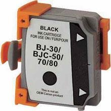 Compatible Canon BCI-10 Black Ink Cartridge 3 Pack