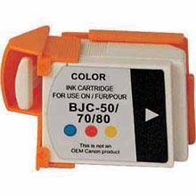 Compatible Canon BCI-11CLR Color Ink Cartridge 3 Pack