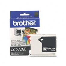 Original Brother LC-51BK Black Ink Cartridge