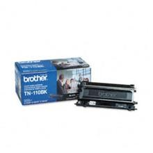 Original Brother TN-110BK Black Toner Cartridge