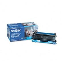 Original Brother TN-110C Cyan Toner Cartridge