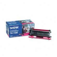 Original Brother TN-110M Magenta Toner Cartridge