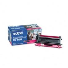 Original Brother TN-115M High Yield Magenta Toner Cartridge