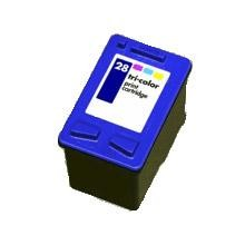 Remanufactured HP 28 C8728AN Color Ink Cartridge