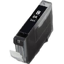 Compatible Canon CLI-8BK Black Ink Cartridge