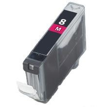 Compatible Canon CLI-8M Magenta Ink Cartridge