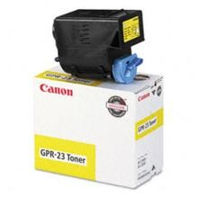 Original Canon GPR-23Y Yellow Toner