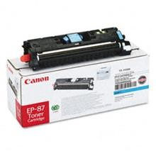 Original Canon EP-87C Cyan Toner Cartridge