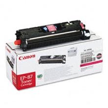 Original Canon EP-87M Magenta Toner Cartridge