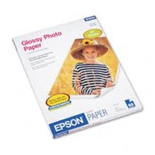 Epson Letter Size Photo Paper 8.5 x 11'' 50 Sheets-Pkg