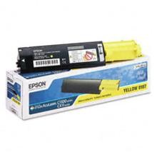 Original Epson S050187 High Capacity Yellow Toner Cartridge