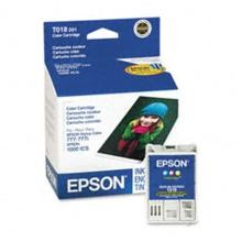 Original Epson T018201 Color Ink Cartridge
