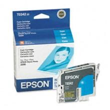 Original Epson T034220 Photo Cyan Ink Cartridge