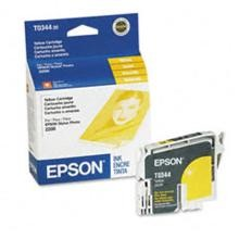 Original Epson T034420 Yellow Ink Cartridge