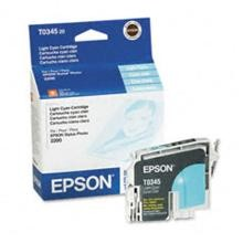 Original Epson T034520 Light Cyan Ink Cartridge