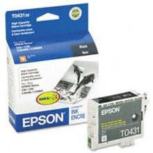 Original Epson T043120 Black Ink Cartridge