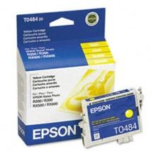 Original Epson T048420 Yellow Ink Cartridge