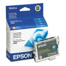 Original Epson T054220 Cyan Ink Cartridge