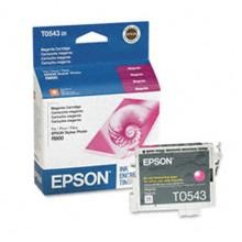 Original Epson T054320 Magenta Ink Cartridge