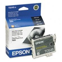 Original Epson T054820 Matte Black Ink Cartridge