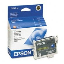 Original Epson T054920 Blue Ink Cartridge