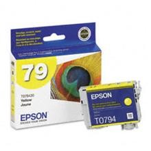 Original Epson T079420 High Yield Yellow Ink Cartridge