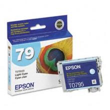 Original Epson T079520 High Yield Light Cyan Ink Cartridge