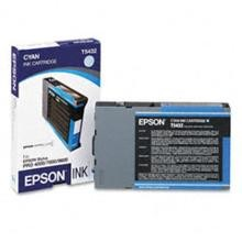 Original Epson T543200 Cyan Pigment Ink Cartridge
