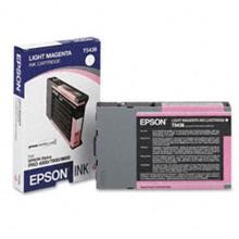 Original Epson T543600 Light Magenta Pigment Ink Cartridge