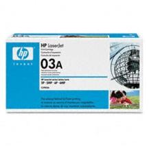 Genuine HP 03A C3903A Black Toner Cartridge