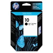 Genuine HP 10 C4844A 74ML Black Ink Cartridge