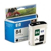 Genuine HP 84 C5016A Black Ink Cartridge