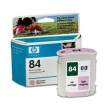 Genuine HP 84 C5018A Light Magenta Ink Cartridge